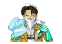 Cleaning Levi Image Gallery List View  Know Your Meme