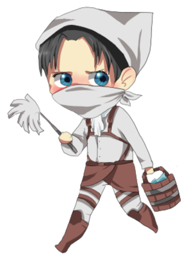 Cleaning Levi  Cleaning Levi  Know Your Meme