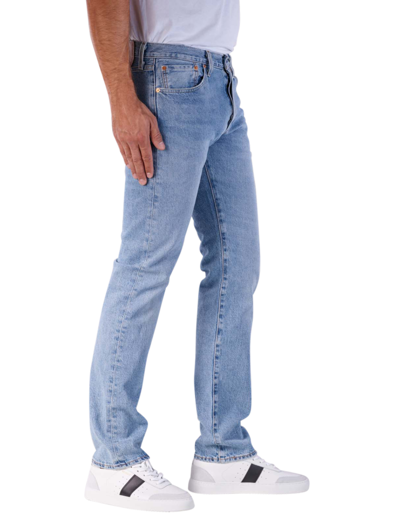 Levis 501 Original Jeans basil sand  free shipping