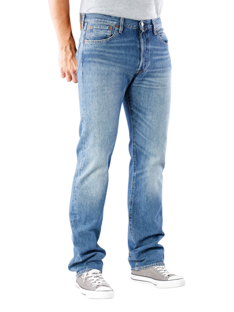 Levis 501 Jeans Straight bubbles  Gratis Lieferung