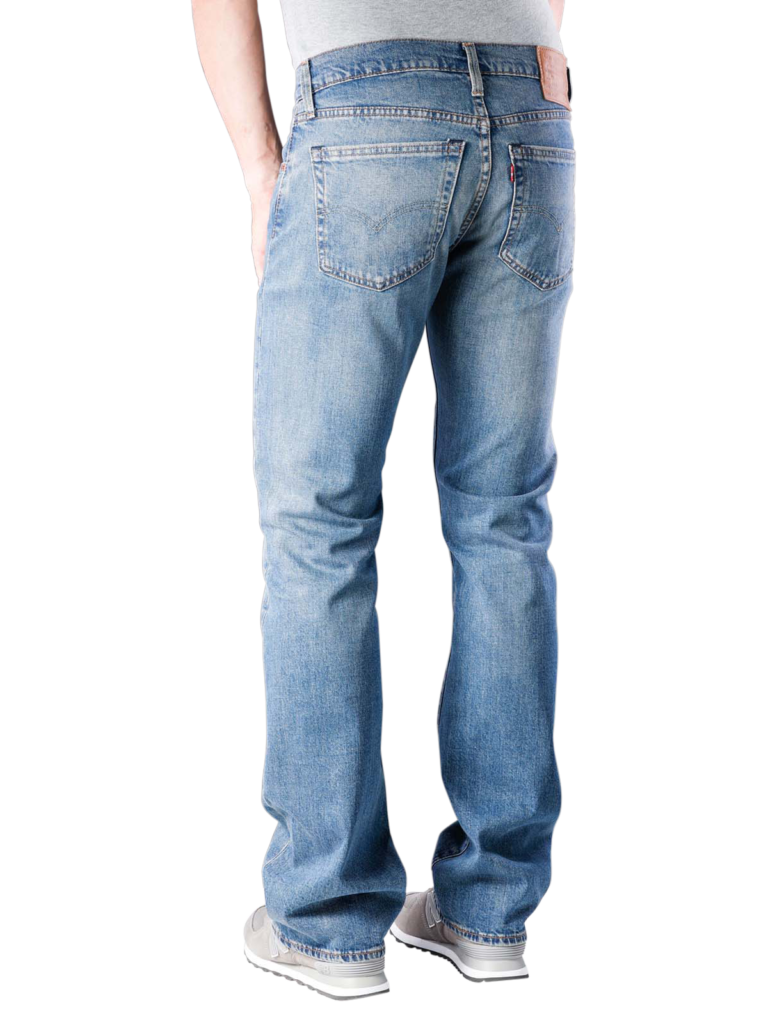Levis 527 Jeans Slim Boot Cut pulley t2  free shipping