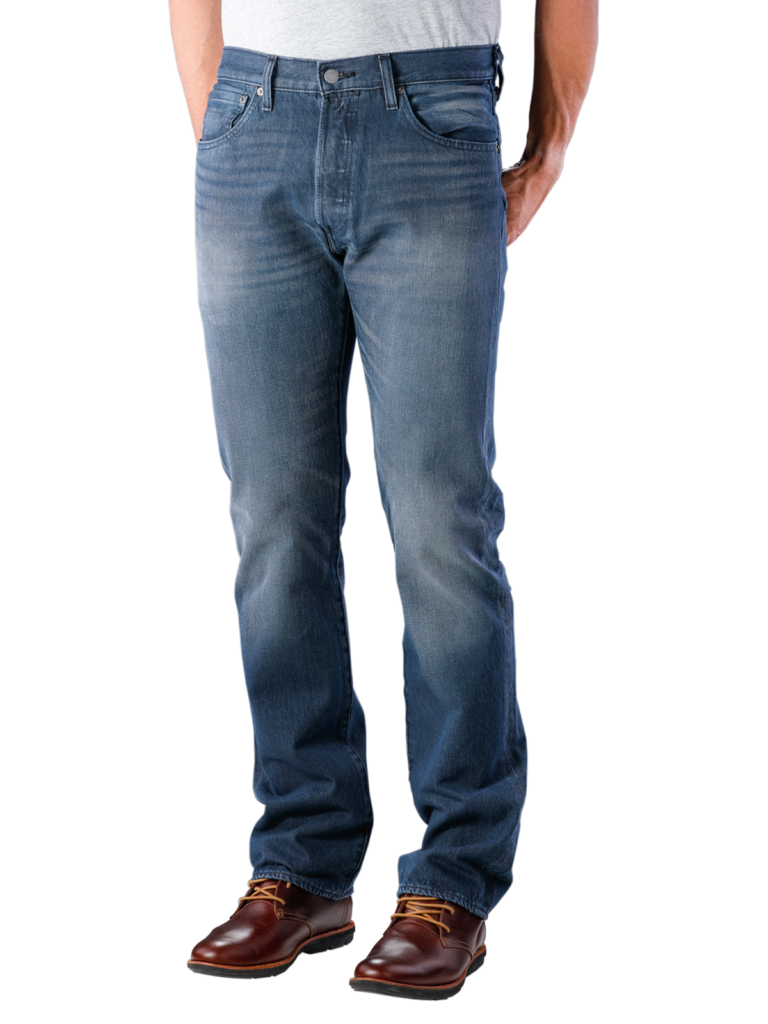 Levis 501 Jeans Original Fit space money  free shipping