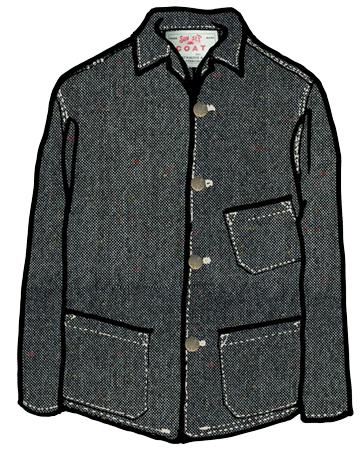 Levis Vintage Clothing 1920 Wool Coat FW12  Vintage