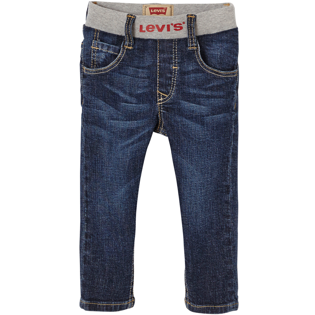 Levis Jeans Double Denim Indigo