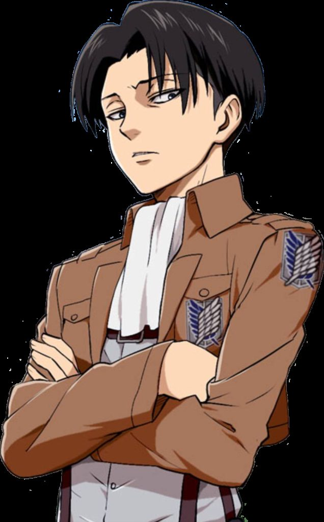 Levi you know everyone makes him look different in the