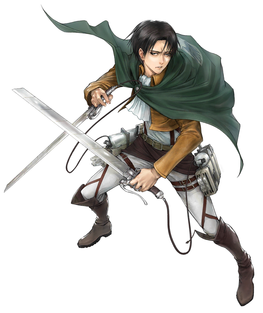 levi ackerman png 10 free Cliparts  Download images on