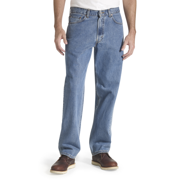 Murdochs  Levis  Mens 550 Relaxed Fit Jeans