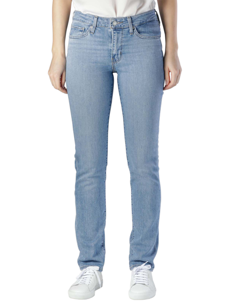 Levis 712 Jeans Slim san francisco fog  Gratis Lieferung