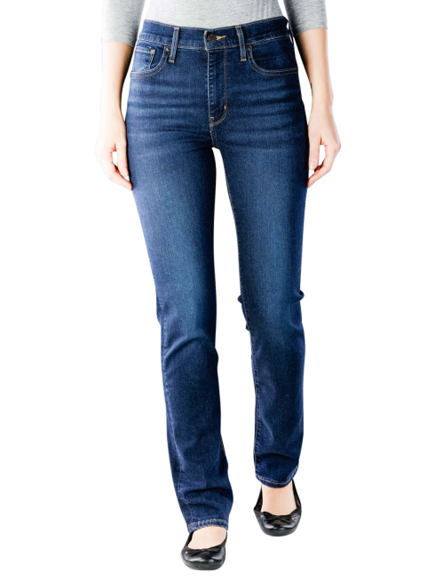 Levis 724 Jeans High Straight role model  free shipping