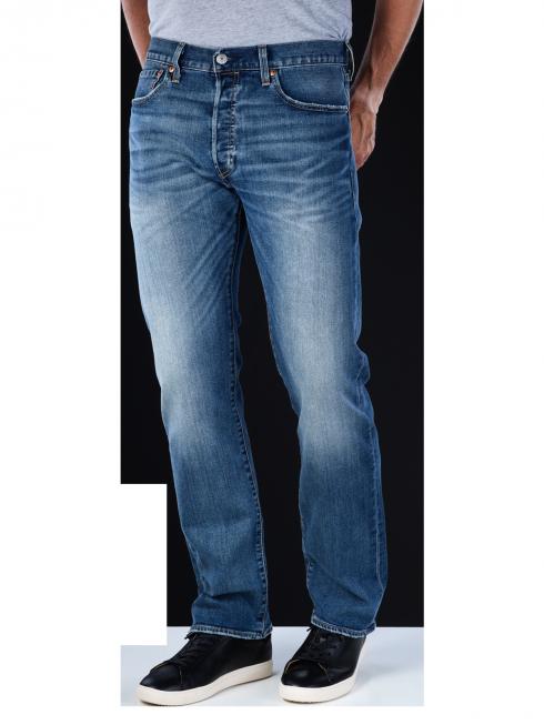 Levis 501 Original Jeans Straight Fit candy paint