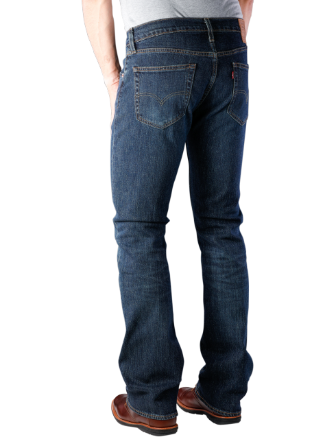 Levis 527 Jeans Slim Bootcut durian super tinto 100