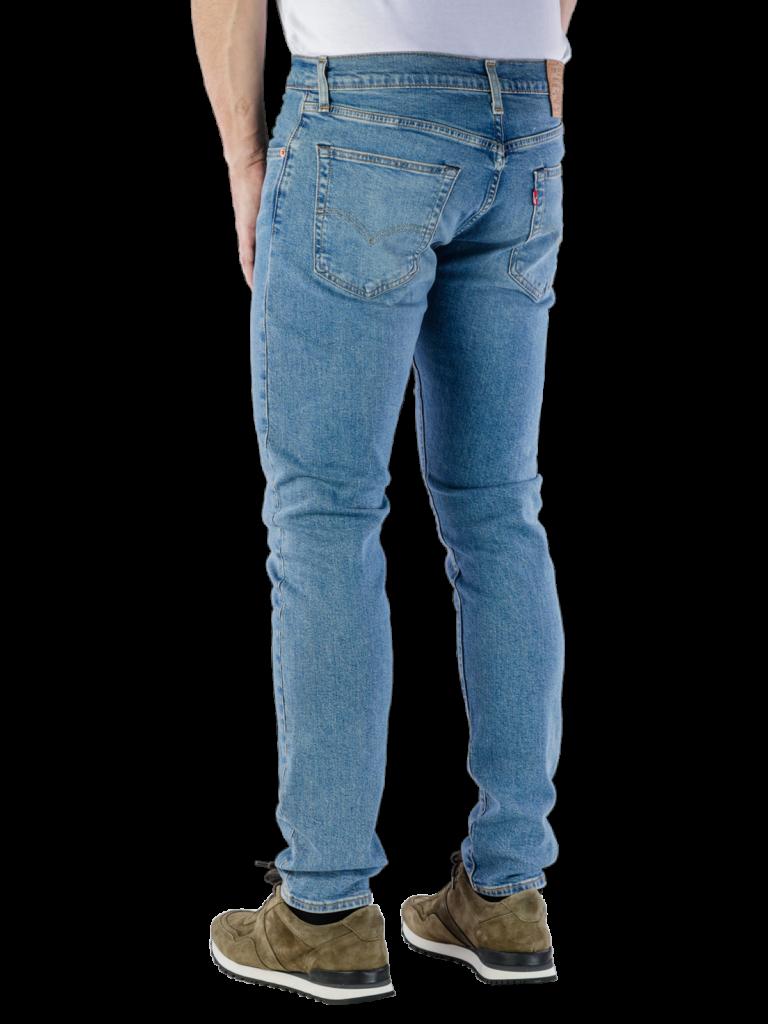 Levis 512 Jeans Slim Tapered pelican rust  Livraison
