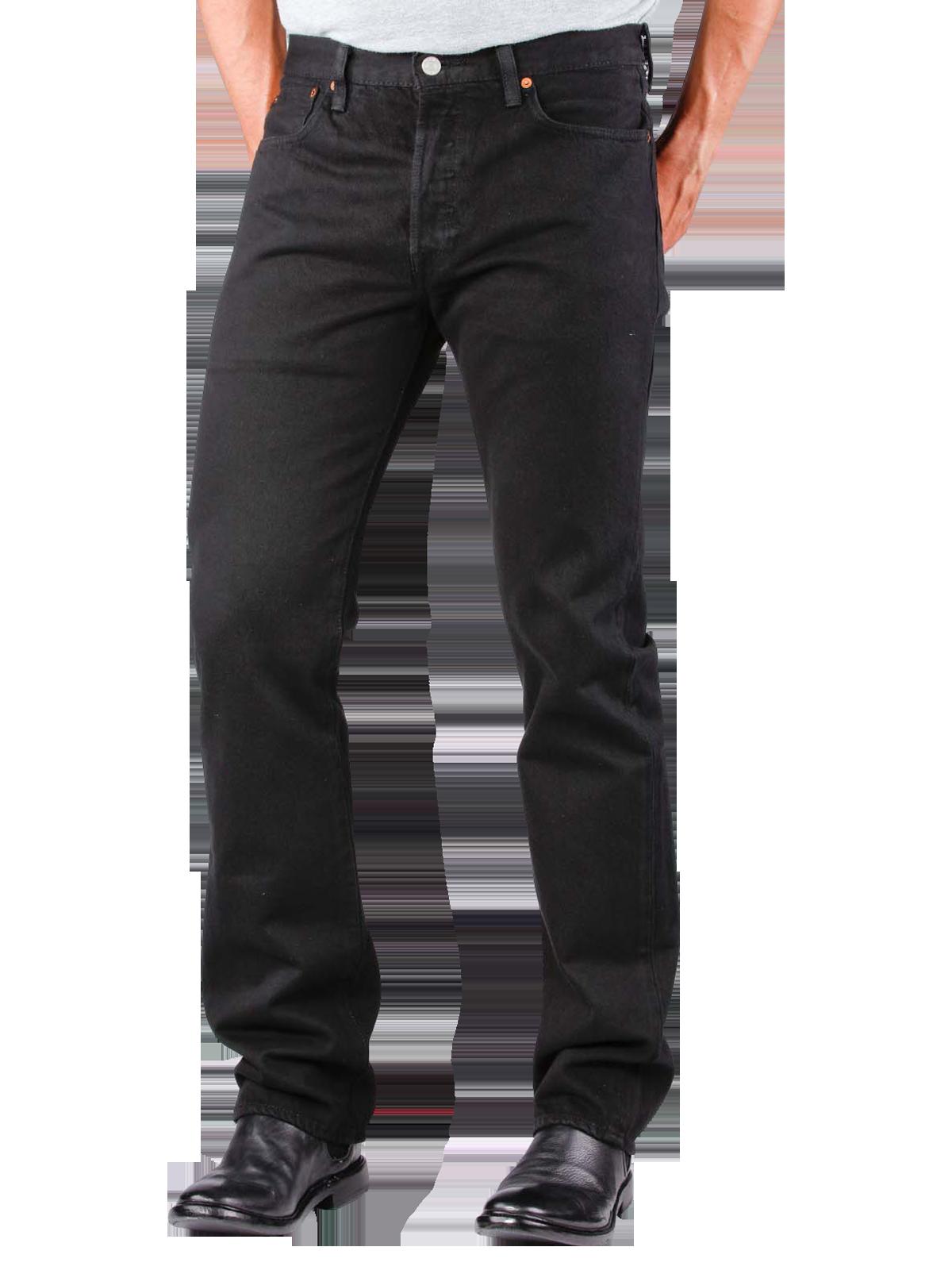 Levi's 501 Jeans black | Gratis Lieferung - JEANS.CH - Levi Jeans Colors
