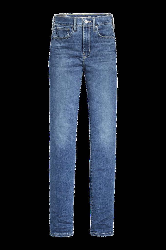 Vaquero 724 High Rise Straight Jeans Paris Storm  Levis