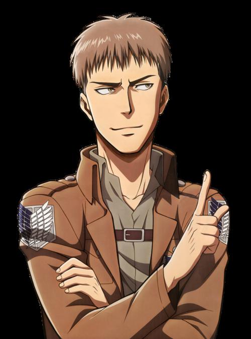 SnK AoT Shingeki no Kyojin Attack on Titan Jean Kirschtein