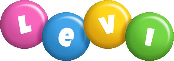 Levi Logo  Name Logo Generator  Candy Pastel Lager
