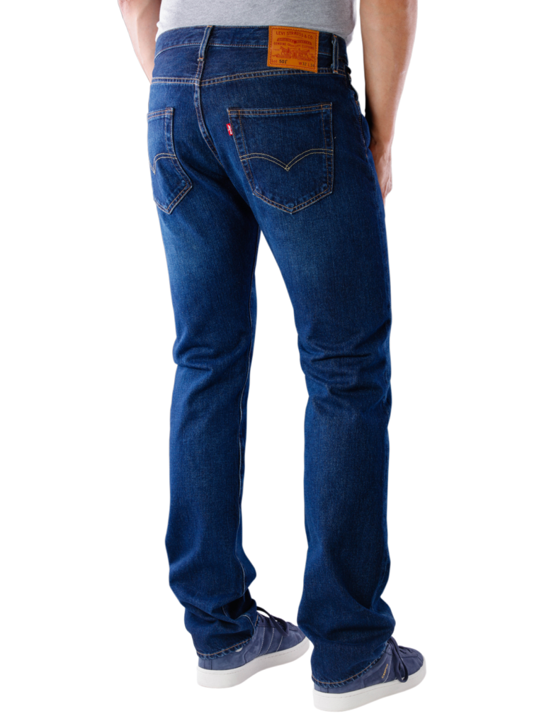 Levis 501 Jeans Straight sponge  Gratis Lieferung  JEANSCH