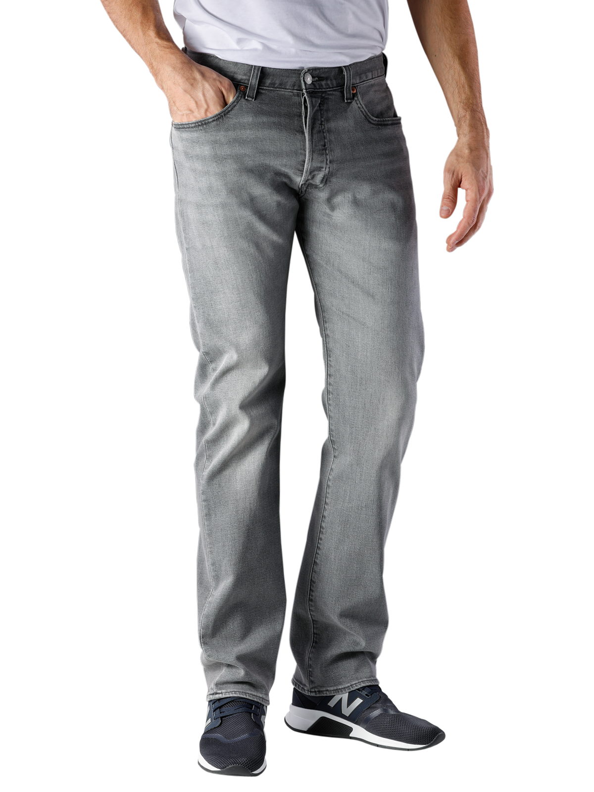 Levi's 501 Jeans Original Fit high water tnl | Gratis ... - Levi Strauss 501 Jeans