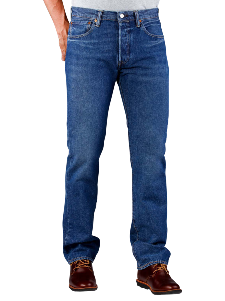 Levis 501 Jeans subway station  free shipping  JEANSCH