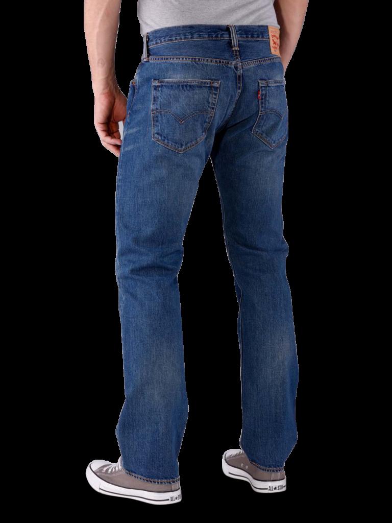 Levis 501 Jeans hook  Gratis Lieferung  JEANSCH