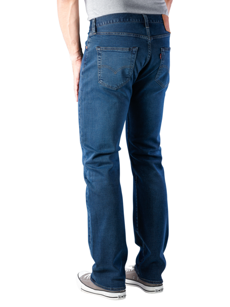 Levis 501 Jeans Original Fit ironwood  free shipping