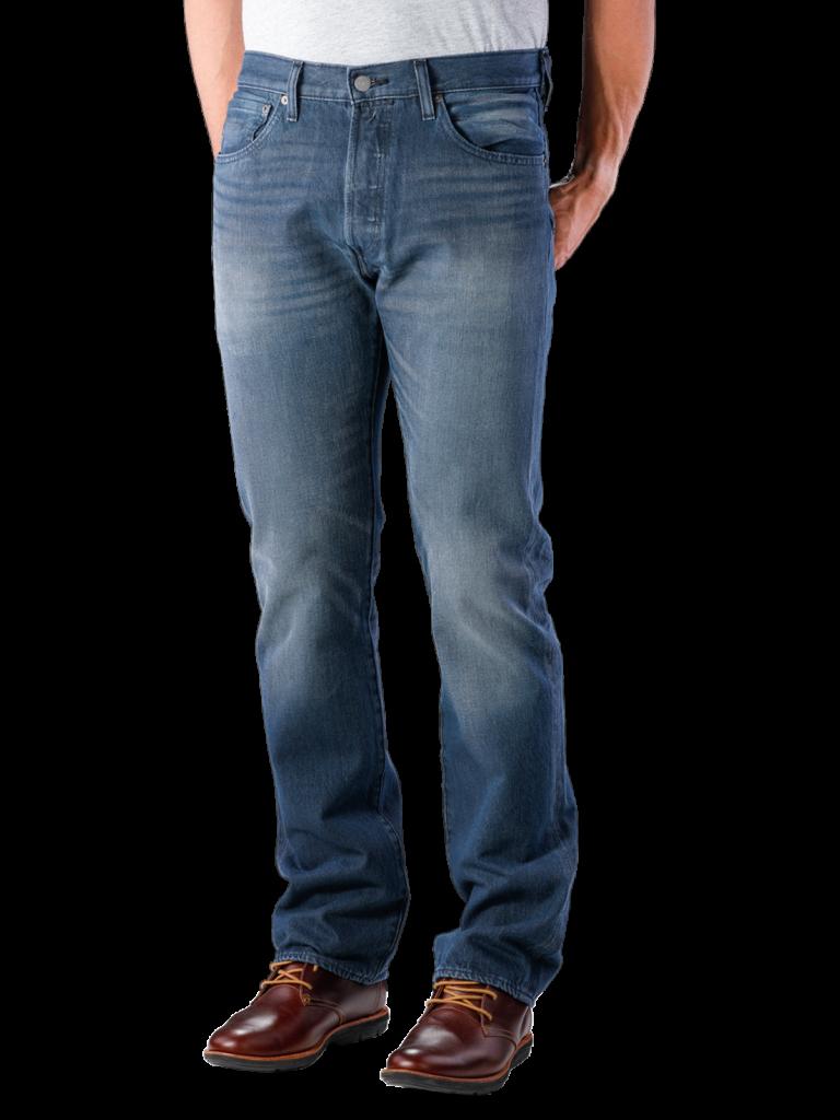 Levis 501 Jeans Original Fit space money  Gratis