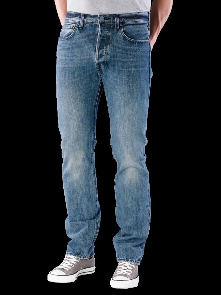 Levis 501 Jeans Straight Fit tissue  Gratis Lieferung