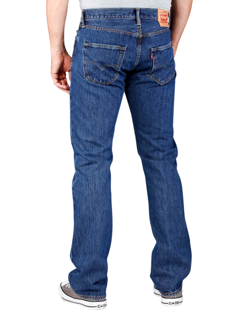 Levis 501 Jeans stonewash 3Pack  Gratis Lieferung