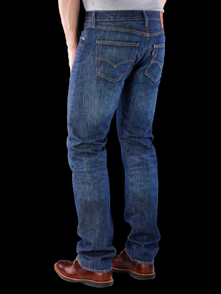 Levis 501 Jeans Straight Fit cheviot  Livraison gratuite