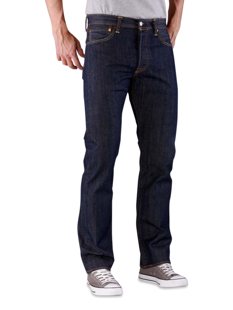 Levis 501 Jeans marlon  Gratis Lieferung  JEANSCH