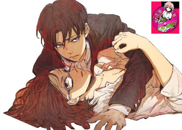 Shingeki no Kyojin Levi y Tu Que pareja tan dispareja