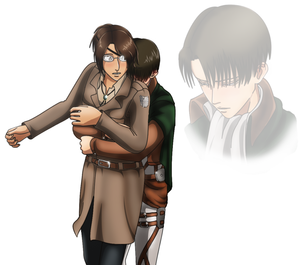LeviHan 20092018  Attack on titan funny Attack on