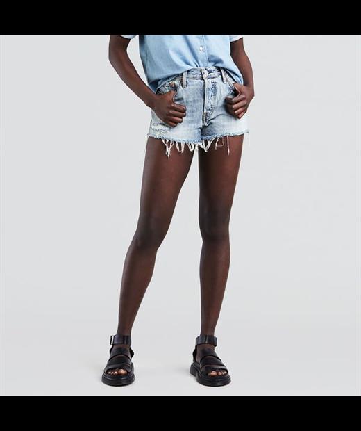 501 SHORT WAVELINE  WomensBottoms  Urban Streetwear