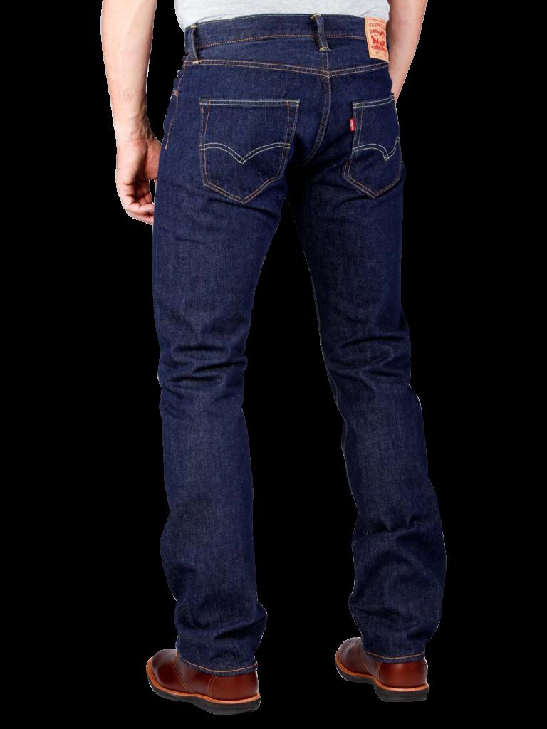 Levis 501 Jeans onewash  Gratis Lieferung  JEANSCH