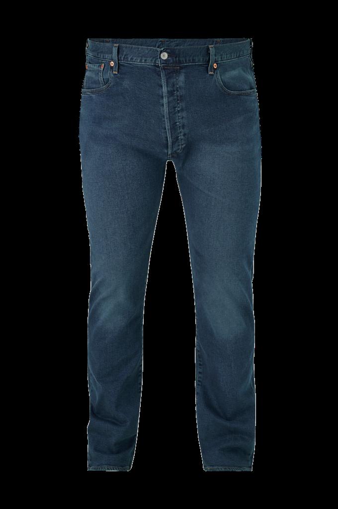 Levis Jeans 501 Levis Original  Blå  Herr  Ellosse