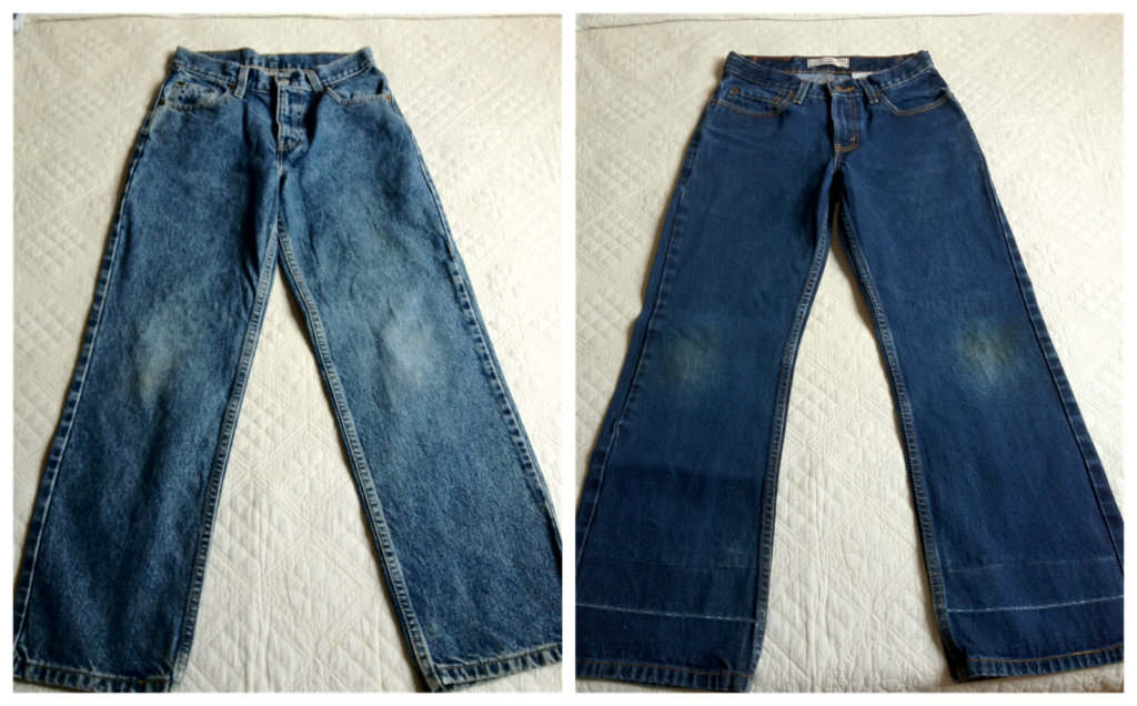 bLoggista diy  vintage levis high waisted shorts