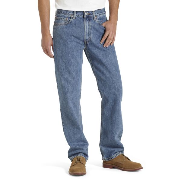 Murdochs  Levis  Mens 505 Regular Fit Jean