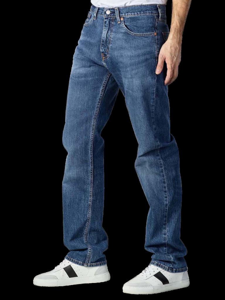 Levis 505 Jeans Straight Fit freemont  Gratis Lieferung