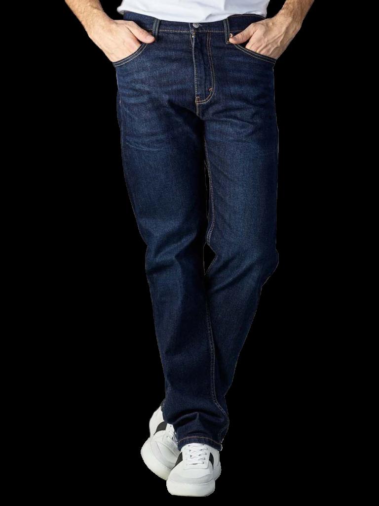 Levis 505 Jeans Straight Fit nailloop  Gratis Lieferung