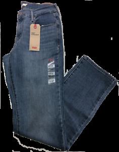 NWT Womens Levis 505 Straight Jeans  Light wash  eBay