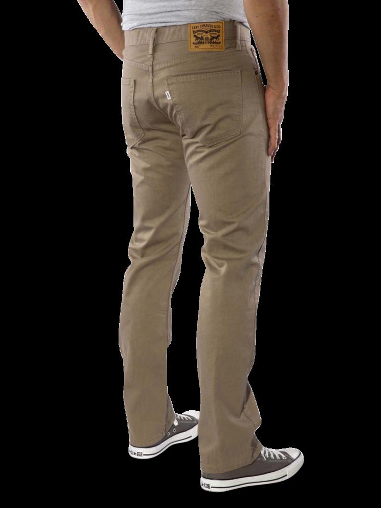 Levis 505 Jeans Straight Fit timberwolf beige  Livraison