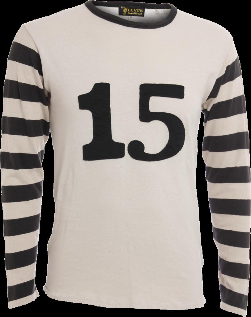 Levis Vintage Clothing Striped Racing Tee  Levis vintage
