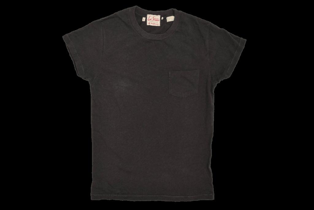 Levis Vintage 1950s Sportswear TShirt  Black  Garmentory