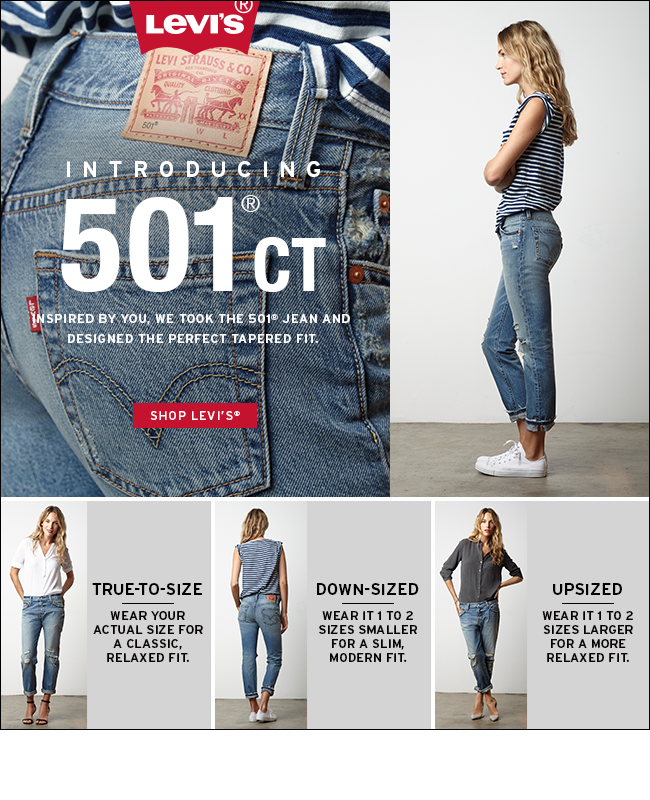 Found this on Amazon Levis Womens 501 Customized and
