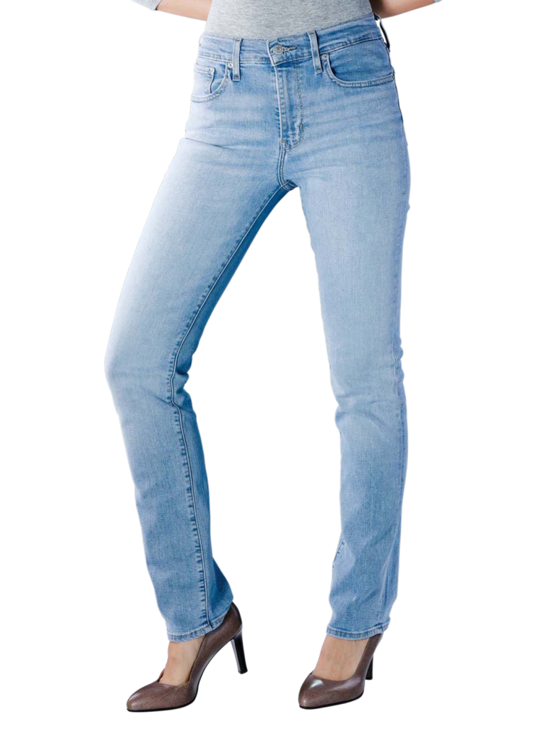 Levis 724 High Rise Straight Jeans san francisco co