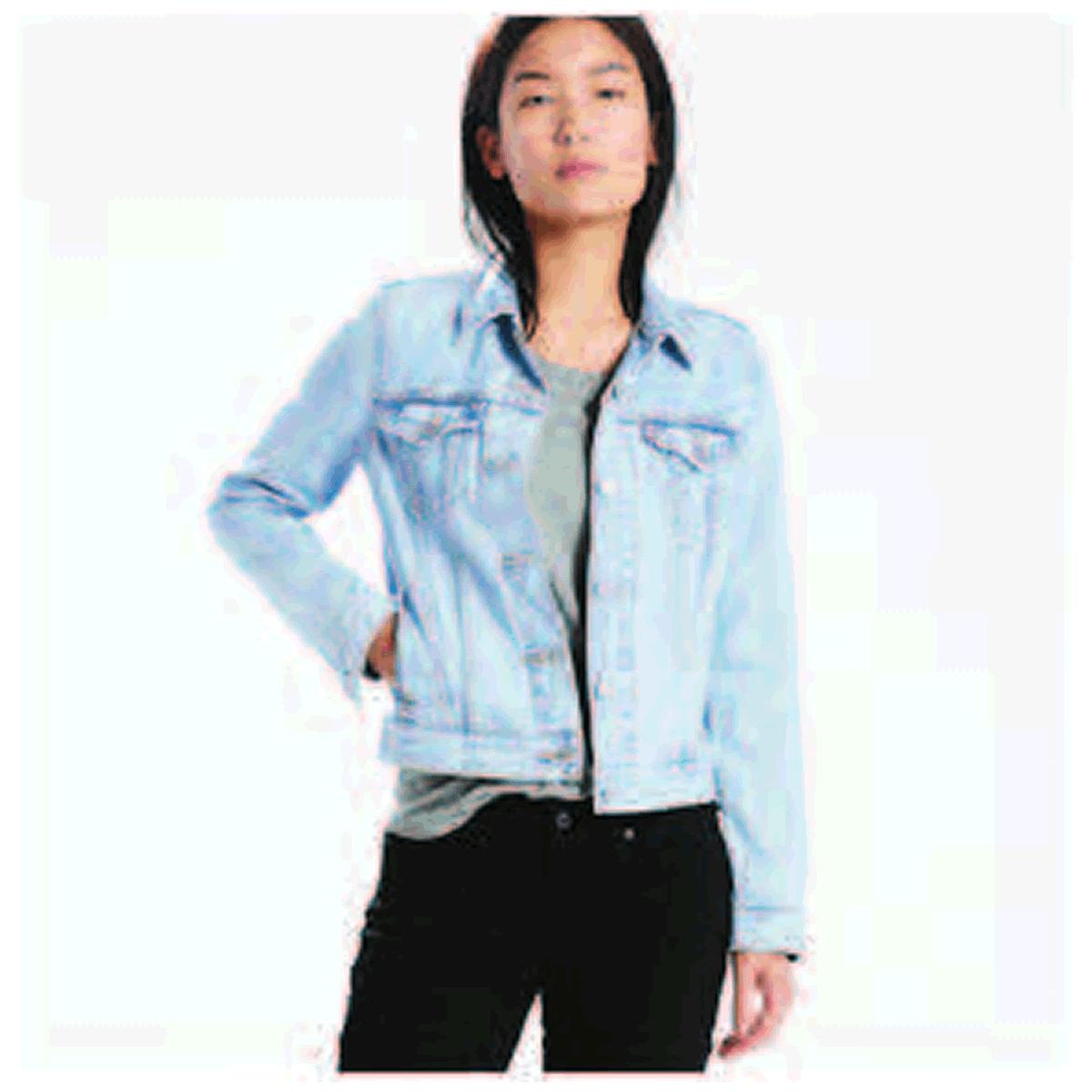 Womens Levis Jeans & Denim Apparel - Macy's - Levi's Woman