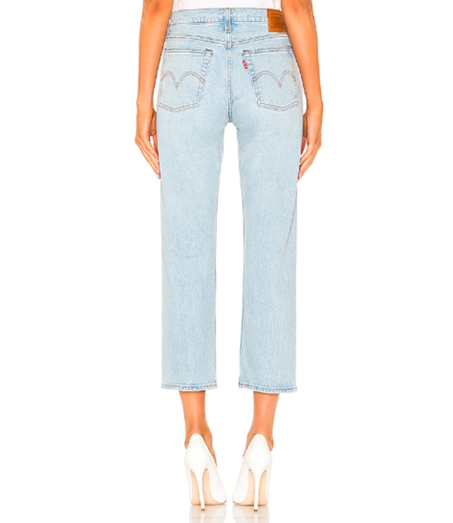 Levis Womens Wedgie Straight  42nd Street Clothing