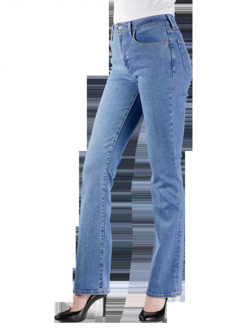 Levis 725 High Rise Boot Cut Jeans rio air  free