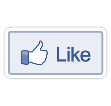 Like Button TShirt  Sticker  Youtube logo Youtube