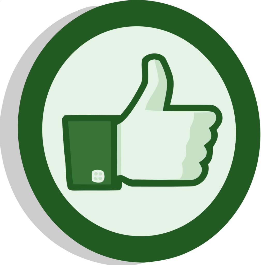 Download Like Png Clipart Social Media Like Button  Like